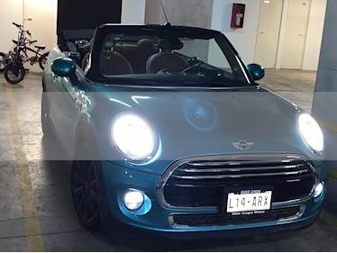 Foto venta Auto usado MINI Cooper Convertible Pepper (2018) color Azul precio $375,000