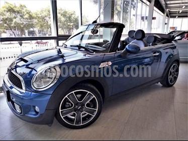 Foto venta Auto usado MINI Cooper Convertible S Hot Chili Aut (2014) color Azul precio $250,000