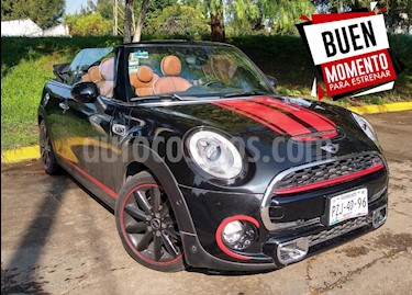 Foto venta Auto Seminuevo MINI Cooper Convertible S Hot Chili Aut (2017) color Negro precio $450,000