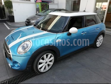 Foto venta Auto Seminuevo MINI Cooper Convertible S Hot Chili (2015) color Azul precio $295,000
