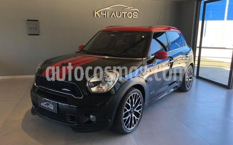 MINI Cooper Countryman John Cooper Works All4 usado (2014) color Negro precio $3.884.400