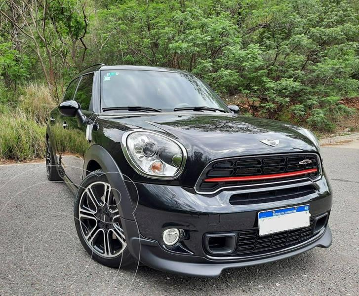 MINI Cooper Countryman John Cooper Works All4 usado (2017) color Negro precio u$s32.900