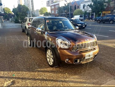 MINI Cooper Countryman Cooper S All4 usado (2014) color Bronce precio u$s25.000
