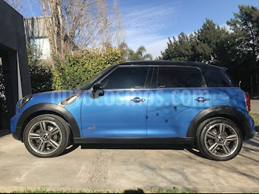 MINI Cooper Countryman Cooper S All4 usado (2012) color Azul precio u$s21.000