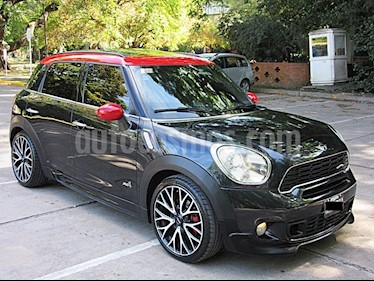Foto venta Auto usado MINI Cooper Countryman John Cooper Works All4 (2014) color Negro precio u$s32.000