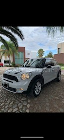 MINI Cooper Countryman S Salt Aut usado (2014) color Blanco precio $204,999