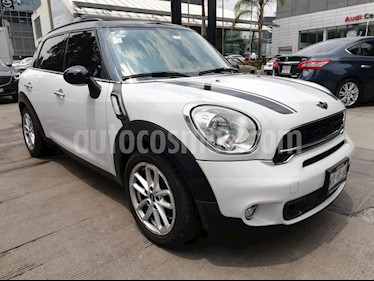 MINI Cooper Countryman S Chili Aut usado (2015) color Blanco precio $250,000