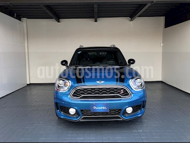 MINI Cooper Countryman S Hot Chili Aut usado (2018) color Azul precio $487,000