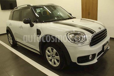 Foto MINI Cooper Countryman Chili Aut usado (2019) color Blanco precio $404,000