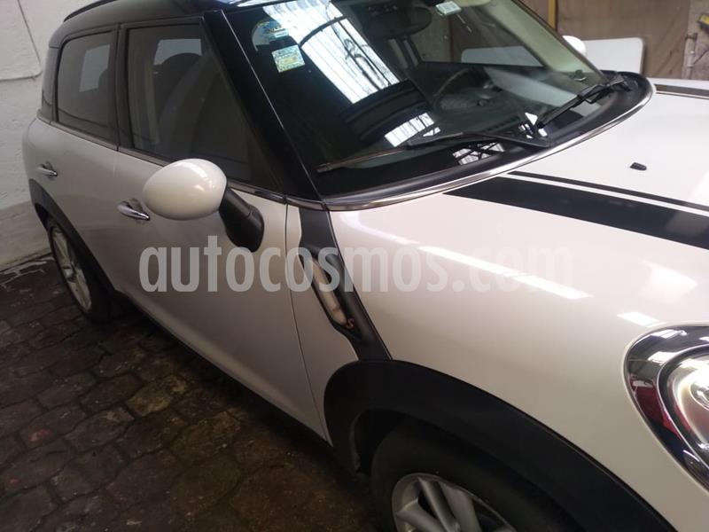 MINI Cooper Countryman S Chili Aut usado (2015) color Blanco precio $198,000