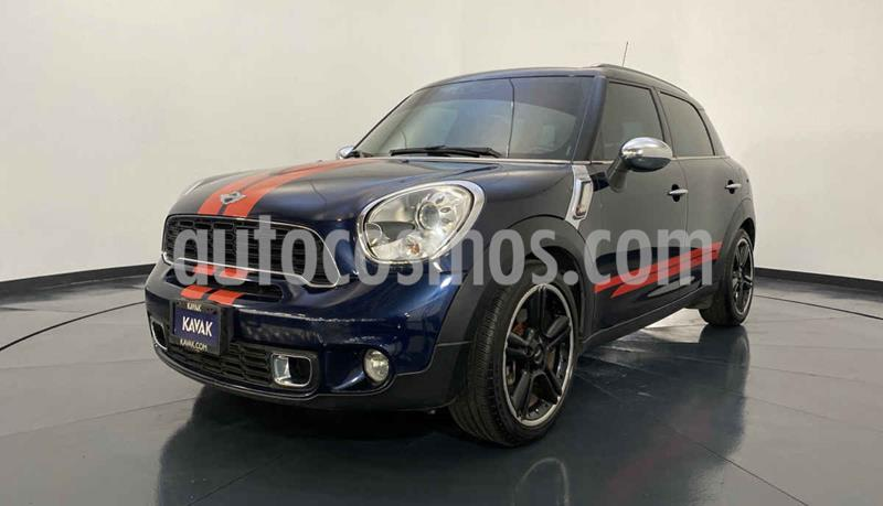 MINI Cooper Countryman S Hot Chili Aut usado (2013) color Azul precio $232,999