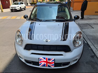 MINI Cooper Countryman S Hot Chili ALL4 Aut usado (2012) color Blanco precio $198,000