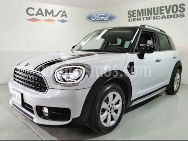 MINI Cooper Countryman Chili Aut usado (2019) color Blanco precio $399,000