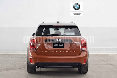 Foto MINI Cooper Countryman S Chili Aut usado (2017) color Cafe precio $370,000