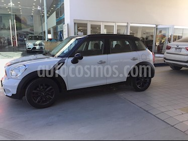 MINI Cooper Countryman S Chili Aut usado (2013) color Blanco precio $240,000