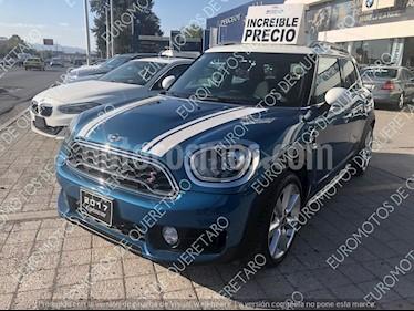 Foto venta Auto usado MINI Cooper Countryman S Chili (2018) color Azul precio $455,000