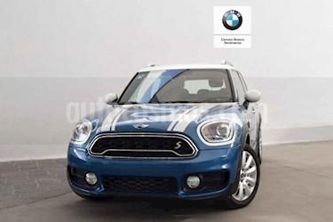 Foto venta Auto usado MINI Cooper Countryman S E ALL4 Aut (2019) color Azul precio $650,000