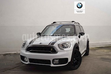 Foto venta Auto usado MINI Cooper Countryman S E ALL4 Aut (2018) color Blanco precio $648,000