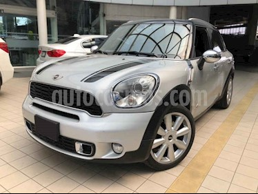 Foto venta Auto usado MINI Cooper Countryman S Hot Chili ALL4 Aut (2012) color Plata precio $205,000