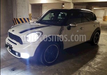 MINI Cooper Countryman S Hot Chili Aut usado (2012) color Blanco precio $220,000