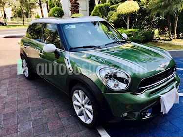 MINI Cooper Countryman S Hot Chili Aut usado (2016) color Verde precio $315,000