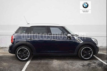 MINI Cooper Countryman S Hot Chili Aut usado (2013) color Azul precio $230,000
