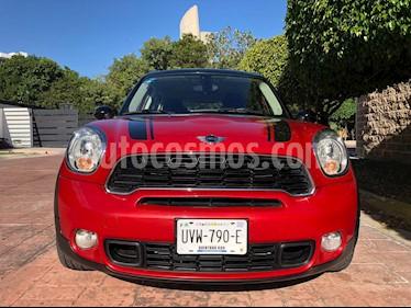 MINI Cooper Countryman S Salt Aut usado (2014) color Rojo Vivo precio $250,000
