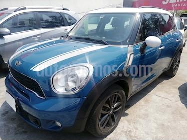 Foto venta Auto usado MINI Cooper Countryman S Salt Aut (2012) color Azul precio $185,000