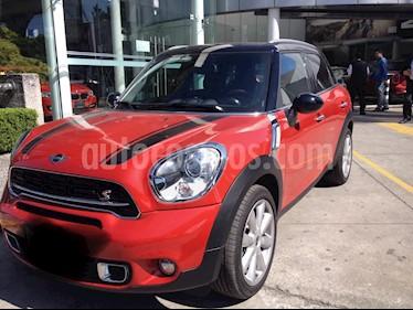 Foto venta Auto usado MINI Cooper Countryman S Sport Aut (2016) color Rojo Vivo precio $380,000