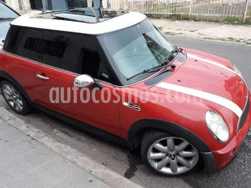MINI Cooper Coupe S Chili Coupe usado (2005) color Rojo precio u$s6.900