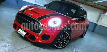 MINI Cooper Coupe S Hot Chili Aut usado (2017) color Rojo precio $399,000