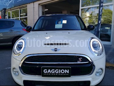 Foto MINI Cooper Coupe S Chili Coupe usado (2018) color Blanco