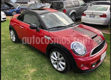MINI Cooper Coupe S Hot Chili usado (2014) color Rojo precio $240,000