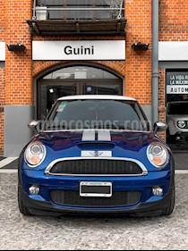 Foto venta Auto usado MINI Cooper Coupe S (2008) color Azul Brillante precio $480.000