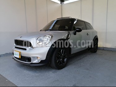 foto MINI Cooper Paceman S Connected Aut usado (2013) color Plata precio $61.990.000