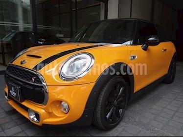 Foto venta Auto usado MINI Cooper S 3p S Chili L4/2.0/T Aut (2018) color Naranja precio $439,000