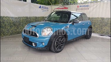 Foto venta Auto Seminuevo MINI Cooper S Bayswater Aut (2013) color Azul