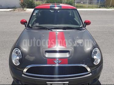 Foto venta Auto usado MINI Cooper S Chili Aut (2013) color Gris Oscuro precio $220,000
