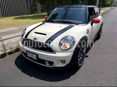 Foto venta Auto usado MINI Cooper S Chili Aut (2013) color Blanco precio $187,000
