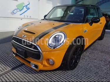 Foto venta Auto usado MINI Cooper S Chili Aut (2017) color Amarillo precio $308,500