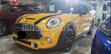 Foto venta Auto usado MINI Cooper S Hot Chili Aut (2017) color Amarillo precio $435,000