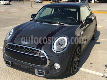 MINI Cooper S Hot Chili Aut usado (2016) color Gris precio $320,000
