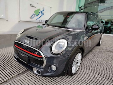 MINI Cooper S Hot Chili Aut usado (2018) color Gris precio $375,000