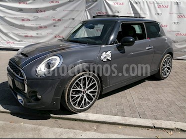 Foto MINI Cooper S Hot Chili Aut usado (2016) color Gris precio $315,000