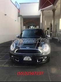 Foto venta Auto usado MINI Cooper S Hot Chili Aut (2013) color Gris precio $250,000