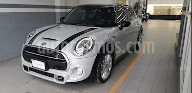 Foto venta Auto Seminuevo MINI Cooper S Hot Chili Aut (2017) color Plata Ostion precio $380,000