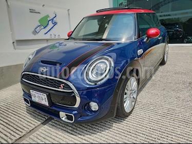 Foto venta Auto usado MINI Cooper S Hot Chili Aut (2019) color Azul precio $520,001