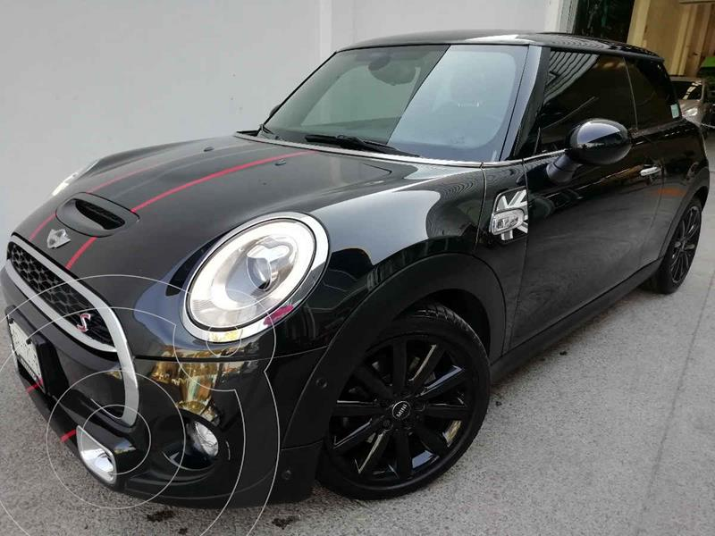 MINI Cooper S Hot Chili Aut usado (2017) color Negro precio $340,000