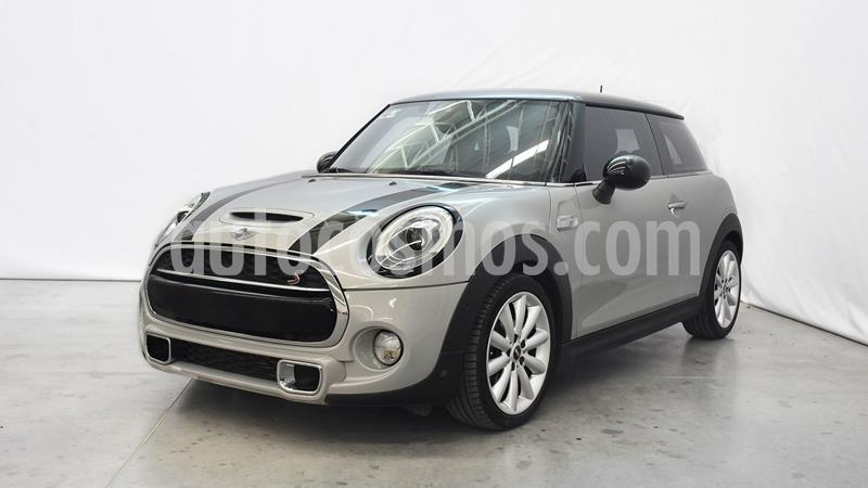 MINI Cooper S Hot Chili usado (2017) color Plata Dorado precio $348,000