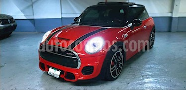 MINI Cooper S Hot Chili Aut usado (2017) color Rojo precio $399,000